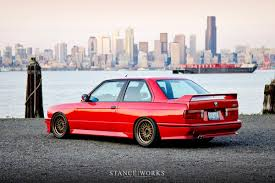 bmw e30 slammed john u0027s e30 m3 on bridgestone dtms by travis bmw pinterest