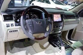 Lexus Lx Interior Pictures 2013 Lexus Lx 570 Partsopen