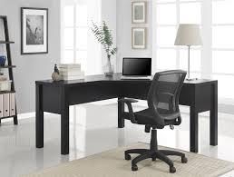 glass computer corner desk office desk l shape office table glass computer desk white