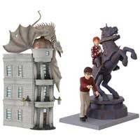 hallmark revealed their 2017 harry potter ornaments for the