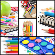 supplies background stock photos royalty free
