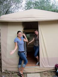 Permanent Tent Cabins Gainesville Goodies Florence Leather Markets Duomo And Camping