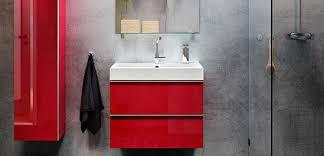 ikea badezimmer hochschrank badezimmer hochschrank rot möbel inspiration und innenraum ideen