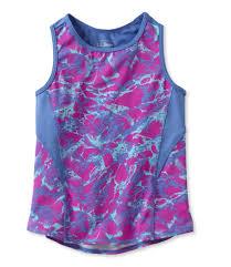 Ll Bean Beach Umbrella by Girls U0027 Fitness Tank Print