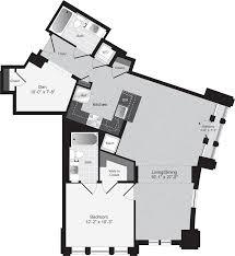 floor plans lyon place at clarendon center arlington va apartments