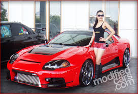Mitsubishi 3000gt Information And Photos Momentcar
