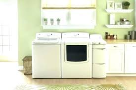 Laundry Room Storage Between Washer And Dryer Washer And Dryer Shelf Cafedream Info