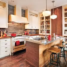 deco cuisine rustique cuisine de style bistro rustique cuisine avant après