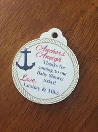 Baby Shower Favor Messages - best 25 anchor baby showers ideas on pinterest nautical theme