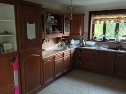 spray painting kitchen cabinets edinburgh painted kitchens traditional painter