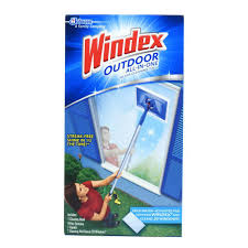 windex outdoor glass cleaner all in 1 starter kit 602683 the