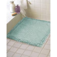 Aqua Bathroom Rugs by 60cm X 60cm Shower Mat Floor Towel Bath Rug 100 Cotton Plum Aqua