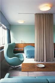separation chambre la séparation de pièce amovible optez pour un rideau salons