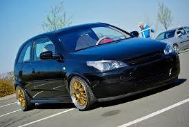 bmw e60 gold gold bbs on black corsa c w bmw e60 headlights flickr