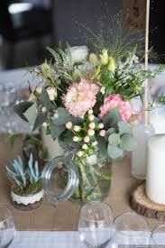exemple de nom de table pour mariage 32 idées de centres de table avec fleurs