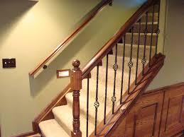 refinishing basement stairs home decorating interior design