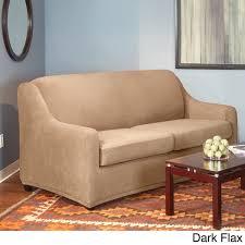 Abbyson Living Bedford Gray Linen Convertible Sleeper Sectional Sofa Luxury Sleeper Sofa Slipcover 34 On Abbyson Living Bedford