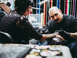 london tattoo convention raw streets