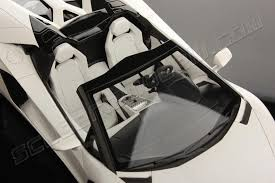 white lamborghini interior mr collection lamborghini aventador lp700 4 roadster canopus