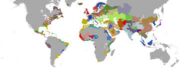 Mexico On World Map by Reddit Eu3