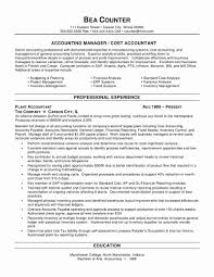 resume format for cost accountants association in united resume format for experienced in accounts awesome resume for