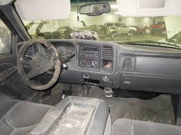 2002 Silverado Interior 2005 Chevy Silverado 1500 Pickup Interior Rear View Mirror 9 04