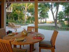 Backyard Decks Ideas Backyard Deck Ideas Hgtv