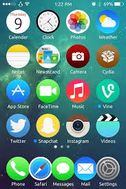 home screen icon design how to get these badass circular app icons to round out your ios 7