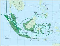 South East Asia Map Quiz by Expansion Of Islam In Southeast Asia C 1500 U20141800