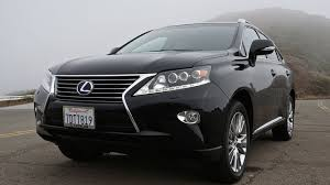 lexus hybrid price 2014 lexus rx 450h review roadshow