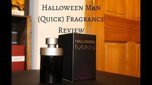 halloween jesus del pozo halloween man quick fragrance review jesus del pozo youtube