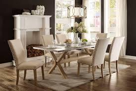 cornerstone home interiors impressive homelegance 5100 84 luella dining room set with zinc