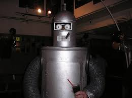 Bender Futurama Halloween Costume Awesome Halloween Costumes Digital Bus Stop