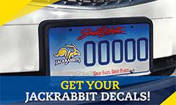 sdsu alumni license plate state a magazine for south dakota state alumni and