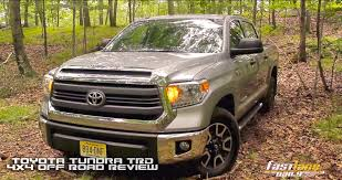 Toyota Tundra Diesel 2014 2014 Toyota Tundra Trd 4x4 Off Road Fast Lane Daily Youtube