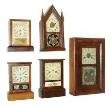 Forestville Mantel Clock 1014 701 743