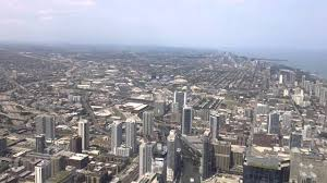skydeck chicago willis tower sears tower chicago usa youtube