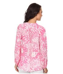 Swell Lilly Pulitzer Lilly Pulitzer Elsa Top In Pink Lyst