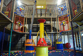 birthday party places kzam mostly for but might open play occasionally