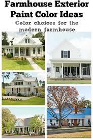 farmhouse paint colors exterior home design ideas amazing simple