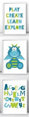 Frog Illustration Animal Nursery Print Kids Room Wall Art Print - Prints for kids rooms