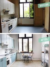 relooker sa cuisine avant apres kitchen makeover before after une cuisine avant après sur