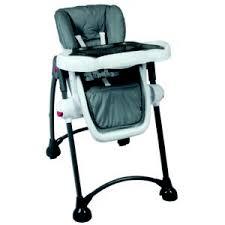 chaise pour bébé tex baby chaise haute bébé pliable avec tablette ajustable pas