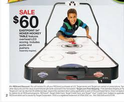 target air hockey table holiday as a mother escorting target air hockey table