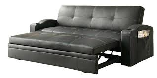 Sofa Recliner Bed Black Leather With Recliners Sa S Black Leather Corner Sofa