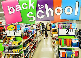 despite projected doldrums back to school means back to store