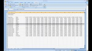 how to hide and show a row in excel with vba with for loop
