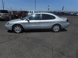 2007 ford taurus 2007 ford taurus sel for sale in cottonwood az stock g01233