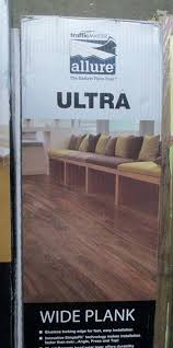 Installing Trafficmaster Glueless Laminate Flooring Wide Southern Hickory 8 7 In X 47 6 In Resilient Vinyl Plank