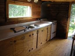 Cabin Kitchen Cabinets Lowe U0027s Kitchen Cabinets Hickory Cabin Style Explore Build Do